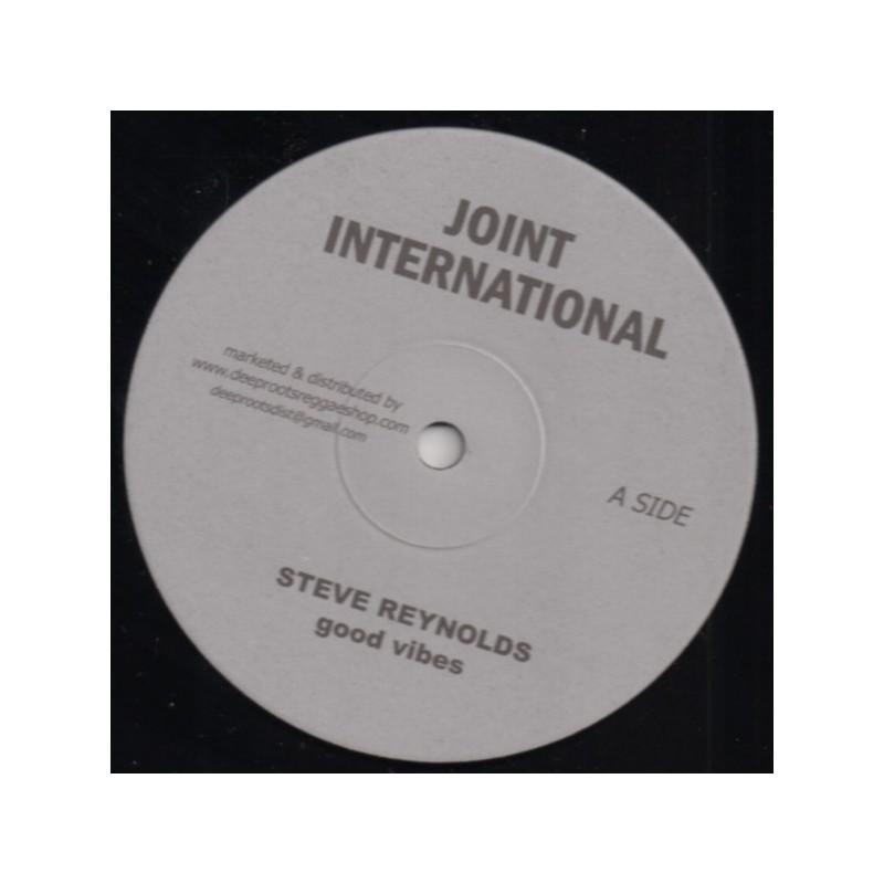 "(10"") STEVE REYNOLDS - GOOD VIBES"