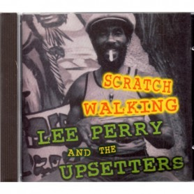 (CD) LEE PERRY & THE UPSETTERS - SCRATCH WALKING