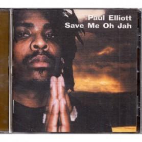 (CD) PAUL ELLIOTT - SAVE ME OH JAH