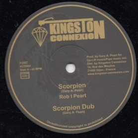 "(10"") ROB I PEART - SCORPION / DON'T WALK STREETS / CRAVING MONEY"