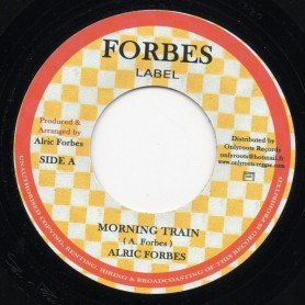 "(7"") ALRIC FORBES - MORNING TRAIN"