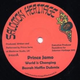 "(12"") PRINCE JAMO - WORLD IS CHANGING"