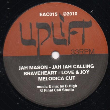 "(12"") JAH MASON - JAH JAH CALLING"