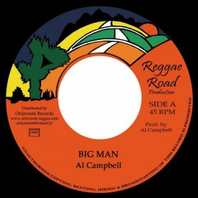 "(7"") AL CAMPBELL - BIG MAN"
