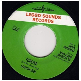 "(7"") CARLTON SHOE - FOREVER / DUBWISE"