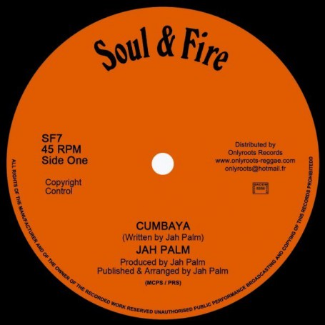 "(12"") JAH PALM - CUMBAYA / CUMBAYA VERSION"