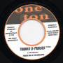 "(7"") FRANKIE PAUL & THE GANGLORDS - THANKS & PRAISES"