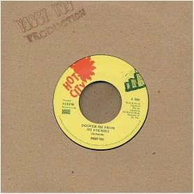 "(7"") YABBY YOU - DELIVER ME FROM MY ENEMIES (Dub Plate Mix) / KING TUBBY & THE PROPHETS - VERSION"