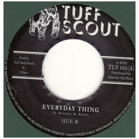 "(7"") HUE B - EVERYDAY THING"