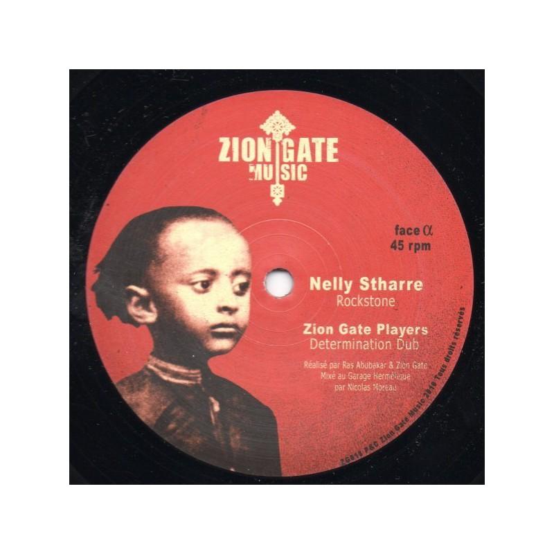 "(12"") NELLY STHARRE - ROCKSTONE"