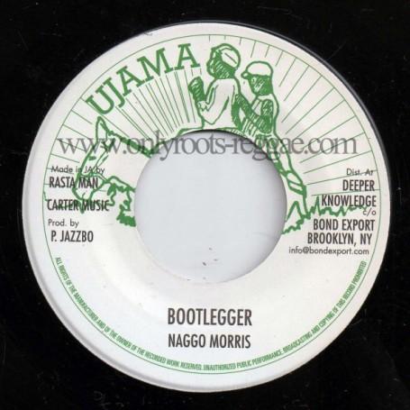 """(7"""") NAGGO MORRIS - BOOTLEGGER / VERSION"""