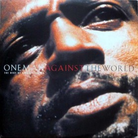 (LP) GREGORY ISAACS - ONE MAN AGAINST THE WORLD