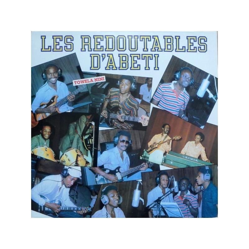 (LP) LES REDOUTABLES D'ABETI - TOWELA NINI