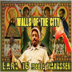 (LP) EARL 16 Meets MANASSEH - WALLS OF THE CITY