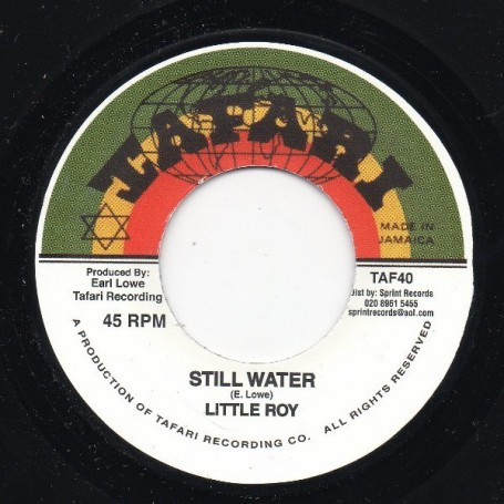 "(7"") LITTLE ROY - STILL WATER / STILL VERSION"