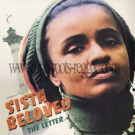 (EP) SISTA BELOVED - THE LETTER - REGGAE REMEDY