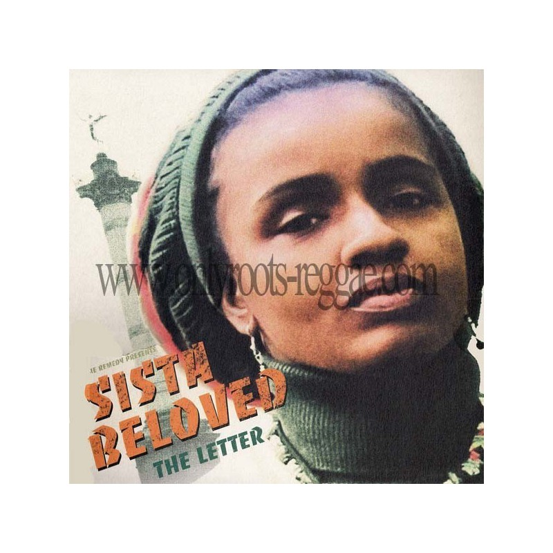 (EP) SISTA BELOVED - THE LETTER - REGGAE REMEDY