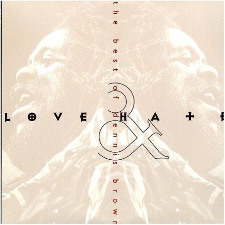 (LP) DENNIS BROWN - LOVE & HATE : BEST OF