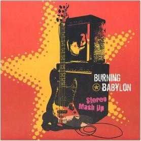 (LP) BURNING BABYLON - STEREO MASH UP