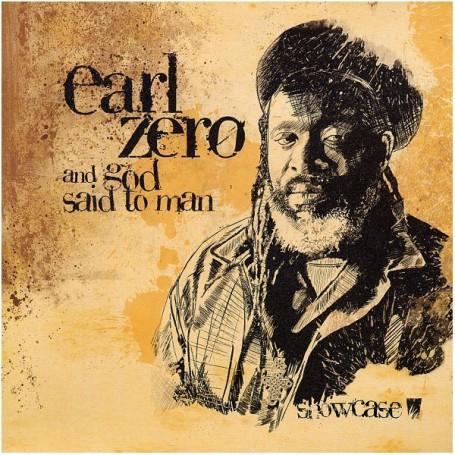 (LP) EARL ZERO - AND GOD SAID TO MAN