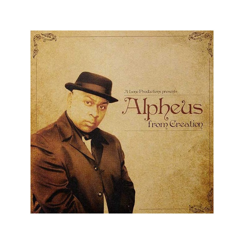 (LP) ALPHEUS - FROM CREATION