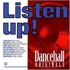 (LP) LISTEN UP DANCEHALL