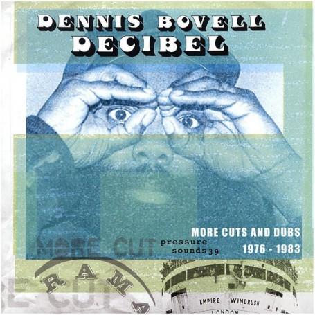 (2xLP) DENNIS BOVELL - DECIBEL (MORE CUTS & DUBS)