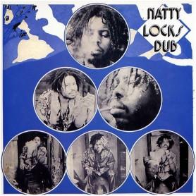 (LP) WINSTON EDWARDS - NATTY LOCKS DUB