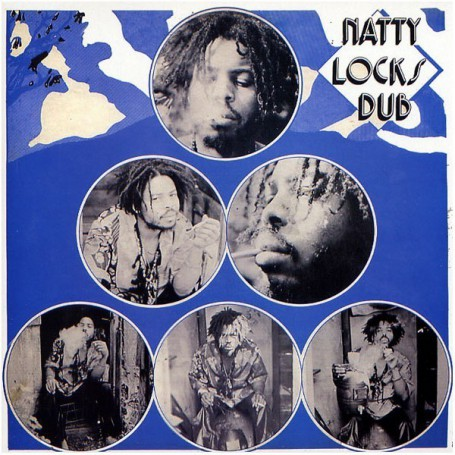 (LP) WINSTON EDWARDS - NATTY LOCKS DUB