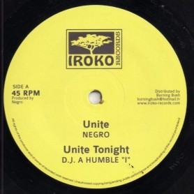 "(12"") NEGRO - UNITE / HUMBLE I - UNITE TONIGHT / SHEER GOLD - BLACK DRAGON"