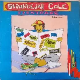 (LP) STRANGEJAH COLE - FRONTPAGE 24 SEVENS