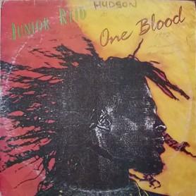 (LP) JUNIOR REID - ONE BLOOD