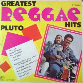 (LP) PLUTO SHERVINGTON - GREATEST REGGAE HITS