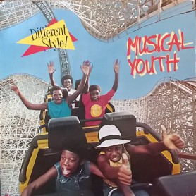 (LP) MUSICAL YOUTH - DIFFERENT STYLE