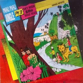 (LP) VARIOUS ARTISTS - MAU MAU JUNGLE Pt.2