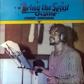 (LP) JOHNNY OSBOURNE - BRING THE SENSI COME