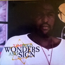 (LP) YAMI BOLO - WONDERS AND SIGN