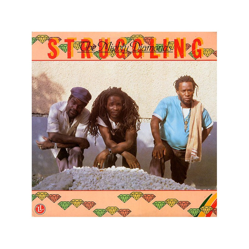 (LP) THE MIGHTY DIAMONDS - STRUGGLING