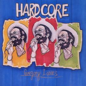 (LP) - GREGORY ISAACS - HARD CORE