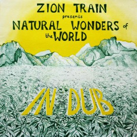 (LP) - ZION TRAIN - NATURAL WONDERS OF THE WORLD