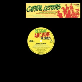 (EP) CAPITAL LETTERS - SMOKING MY GANJA / HOUSE BREAKER / REALITY