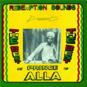 (LP) PRINCE ALLA - THE BEST OF