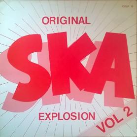 (LP) VARIOUS ARTISTS - ORIGINAL SKA EXPLOSION Vol 2
