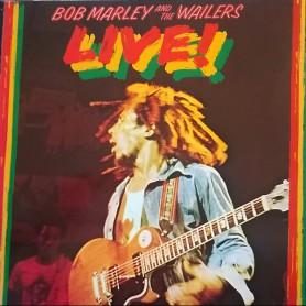 (LP) BOB MARLEY & THE WAILERS - LIVE