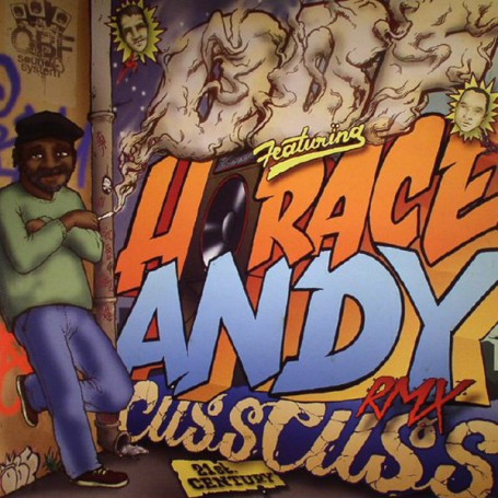 "(12"") OBF FEAT HORACE ANDY - CUSS CUSS"