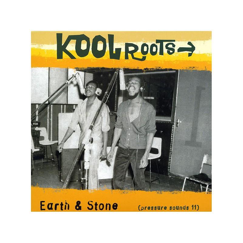 (2xLP) EARTH & STONE - KOOL ROOTS + DUB