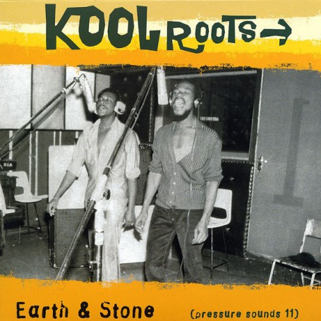 (2xLP) EARTH & STONE - KOOL ROOTS + DUB