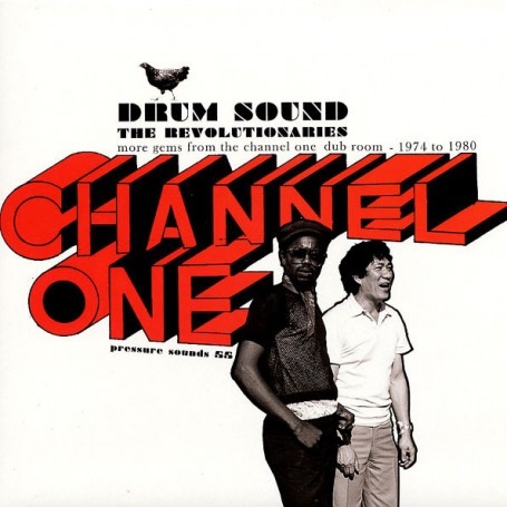 (2xLP) THE REVOLUTIONARIES - DRUM SOUND : MORE GEMS FROM THE CHANNEL ONE DUB ROOM - 1974 TO 1980