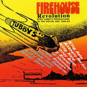 (LP) KING TUBBY - FIREHOUSE REVOLUTION