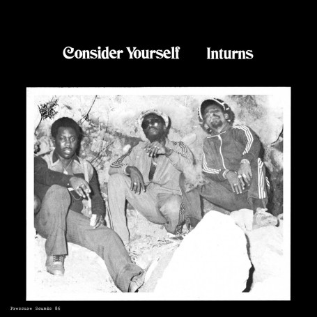 (LP) THE INTURNS (aka The Viceroys) - CONSIDER YOURSELF (180g)